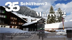 Murren 2, Jungfrau, Switzerland 뮈렌 2, 스위스 융프라우 지역