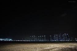 Night View of Songdo New City.2014