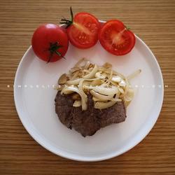 [GM 다이어트] Day 5 : 고기 + 토마토 먹기