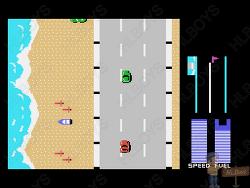 [SMS] 로드 파이터 - Road Fighter