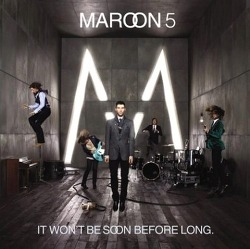 marron5 - Won't Go Home Without You
