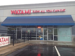 인디애나 인디애나폴리스 스시, 사시미, 롤을 배터지게 'Watami Sushi'