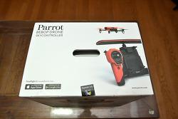[개봉기] 프랑스 철학이 담긴 패롯 비밥드론(Parrot Bebop Drone)
