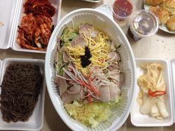 [맛집] 경산 냉채족발
