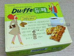 롯데 듀페 아망드 파이 Lotte Du:ffe