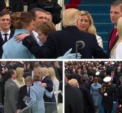 45대 미국대통령 취임식 프로그램과 관심 끄는 캡쳐 사진들 정리