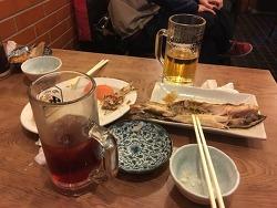 일본 이자카야!