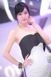 2013 서울모터쇼(SMS) INFINITI의 육지혜 님
