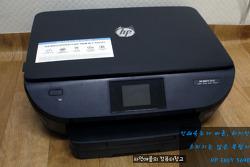 인쇄속도가 빠르지만 흐리지는 않은, HP ENVY 5640
