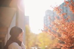 [서울산책] 빛 좋은 가을날 동네 한바퀴  -1