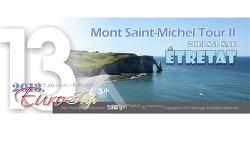[D+4] Mont Saint-Michel Tour II - Etretat 에트르타, 프랑스