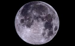 보름달 Super moon