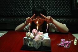 작은딸!!!   열네번째 생일....
