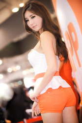 G-STAR 2014 헝그리 앱 MODEL: 신세하 님 (9-PICS)