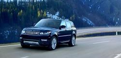 30대 남자들이 가장 갖고싶은 자동차, Range Rover Sport!