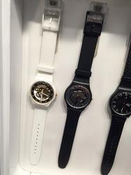 여름에차기 좋은 남자 시계,스왓치 금장시계 추천