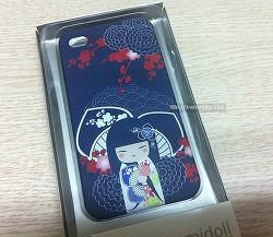 키미코돌 아이폰4 케이스 자신감의 슈키코