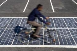 프랑스, 아스팔트서 태양광 전기 만든다