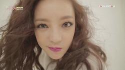 150112 MBC-MUSIC HARA ON&OFF :THE GOSSIP Ep.02 / 구하라