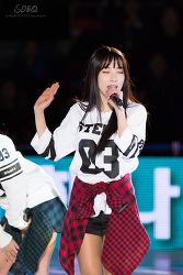 2014.12.13 홍명보 자선축구대회 레인보우 직찍