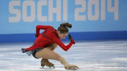 율리아 리프니츠카야::2014소치 동계올림픽::금메달을 안기다