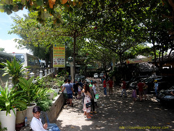 1607 호치민, 무이네 4일: Cay Bang(꺼이방)에서 맛있는 점심식사를 하다.