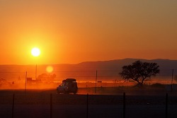 아프리카 캠핑카여행 Day 14 - 나미비아 나미브사막 / 세스림 캠핑장 ( Sesriem Campsite )  / 솔리테어  ( Solitaire ) / 빈툭 (Windhoek), 그리고 귀국