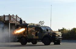 스파이크 미사일 발사 성공