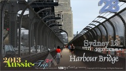 [D+14] Sydney 12 - Harbour Bridge 아침 산책