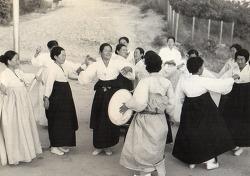 1960년대 어르신들의 춤사위