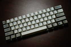 A nude keyboard