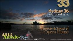 [D+14,15] Sydney 16 - Sunset & Sunrise of Opera House 오페라 하우스의 일몰과 일출 그리고 작별, 호주 시드니