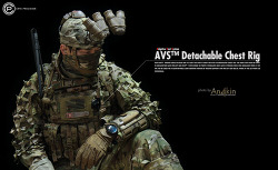 [Tier1] Crye Precision AVS™ DETACHABLE CHEST RIG Load out.