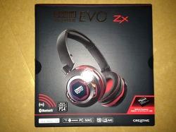 CREATIVE Sound BLASTER EVO ZX
