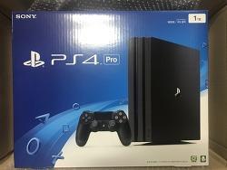 PS4 PRO 구매
