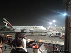 에미리트항공 A380 타고 두바이 국제공항(서유럽여행)