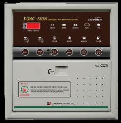 캐비넷형자동소화장치(신형)-전면조작부
