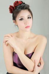 아름다운 그녀의 뷰티 컨셉 ... :) MODEL: 연다빈 (3-PICS)
