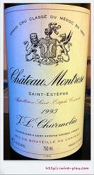 샤또 몽로즈 1993 (Chateau Montrose 1993)