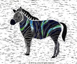 Blue Horse (Blue 2014)