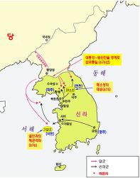 김춘추의 삼국통일