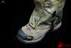 "[게이터] Outdoor Research Gaiters EXPEDITION CROCODILES ""Multicam"" preview."