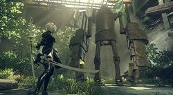 PS4 니어 : 오토마타 게임 세계관