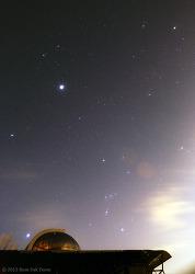 겨울철 대육각형 (겨울철 다이아몬드)