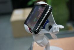 [리뷰] 대쉬크랩FX - 한손으로 가능한 진화된 차량용 휴대폰거치대  DASH CRAB FX