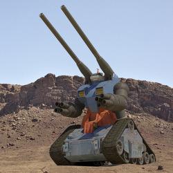 RX-75 GUNTANK