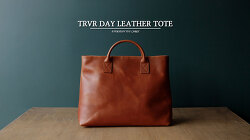 TRVR DAY LEATHER BAG