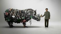 성룡의 아프리카 야생동물 보호재단(African Wildlife Foundation)과 WildAid의 공익광고 '코뿔소(Rhino)' [한글자막]