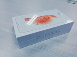 아이폰6s 플러스 64GB 로즈골드 지름