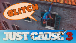저스트 커즈 3 - 버그와 웃긴 장면 (Just Cause 3, 2015)